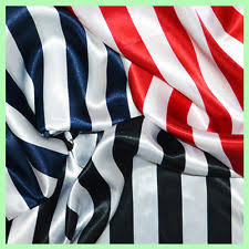 Red And White Striped Awning Black And White Stripe Fabric Ebay