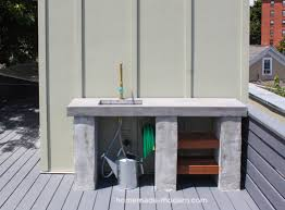 Homemade Modern by Homemade Modern Ep96 Diy Outdoor Kitchen With Concrete Countertop