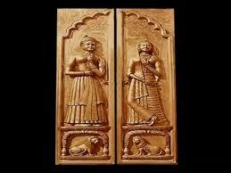 Main Door Carving Designs