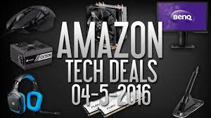 amazon black friday tech deals best tech deals of the week amazon deals uk edition 04 05 2016