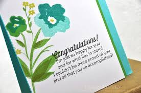congratulations promotion card my favorite things chicken scratch more enclosed graduate