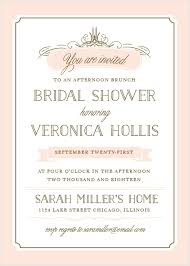 brunch bridal shower invitations bridal shower invitations wedding shower invitations basicinvite