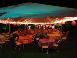 wedding tent lighting 9 great party tent lighting ideas for outdoor events