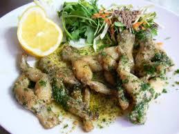 cuisiner une anguille recette anguille à la provençale 750g