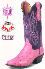 womens quill boots justin quill ostrich womens boots l8990