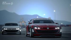 volkswagen ksa introducing the volkswagen gti supersport vision gran turismo