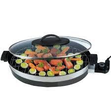 faitout et cuisine grill faitout électrique 3 en 1 maison futée
