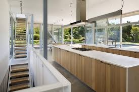 modern big kitchen attractive house design ideas for ecole normale house in bordeaux