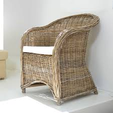 Armchair Sales Uk Kubu Bridge Armchair Rattan Armchairs Sale At Tikamoon