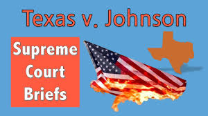 Is Flag Burning Protected By The First Amendment Texas V Johnson Youtube