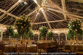 clear wedding tent wedding sugarplumtents