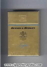 benson and hedges lights ks 20 h gold blue lights india