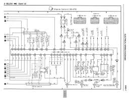 toyota mr2 wiring diagram with example pictures wenkm com