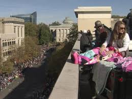 live now raleigh parade from every angle out