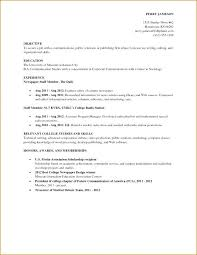 college resume format exles fresh out of college resume resumes exles for college students