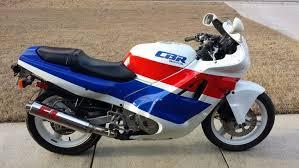 honda cbr600f original class owner 1989 honda cbr600f rare sportbikes for sale