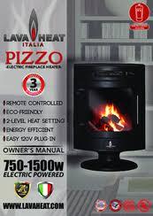 Lava Heat Italia Patio Heater by Lava Heat Italia Pizzo Manuals