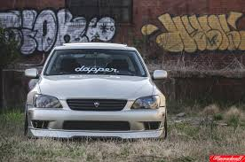 lexus altezza is300 joey lassandro u0027s is300 slammedenuff