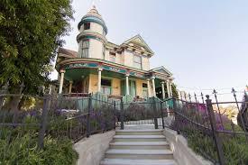 Los Feliz Real Estate by Pl2822 Victorian House Silverlake Los Feliz Los Angeles La
