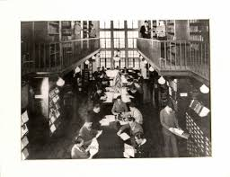 falvey memorial library villanova university digital library exhibits old villanova college library austin hall