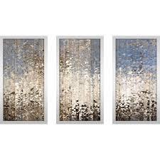 decor 3 pieced framed art for wall art ideas and living room