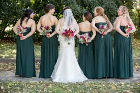 michelle and kevin u0027s jewel toned fall wedding