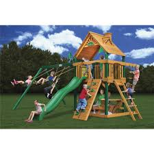 Playsets Outdoor Amazon Com Gorilla Blue Ridge Chateau Ii Playset Toys U0026 Games