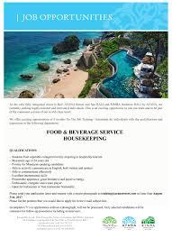 Cv Villas by Ayana Resort And Spa Bali Linkedin