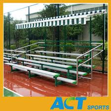 Portable Sports Bench Portable Indoor Bleachers Used Bleachers For Sale Aluminum Bench