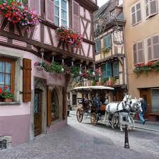 Colmar France Colmar Karen Brown U0027s World Of Travel