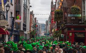 how to do dublin on st patrick u0027s day travel leisure