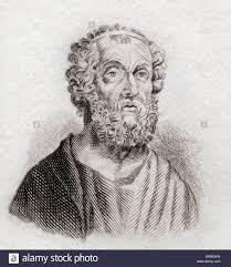 homer greek epic poet stock photo royalty free image 31602029