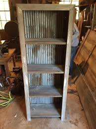 Building Wood Bookcase by Best 25 Barn Wood Shelves Ideas On Pinterest Barn Board