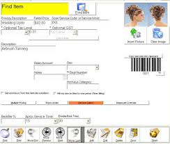 package management pos software nails salon spa software