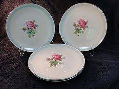 homer laughlin china virginia value two homer laughlin bess myerson big pay dinner plates 10 2