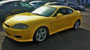 hyundai tiburon convertible 2006 hyundai tiburon 2dr cpe gt v6 4 spd auto inventory sideny