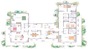 house plans with pools marvelous u shaped house plans with pool gallery best