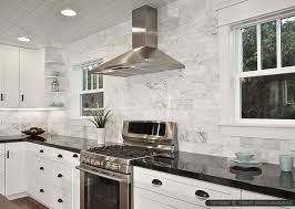 marble subway tile kitchen backsplash black countertop backsplash ideas backsplash kitchen