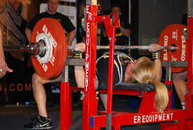 Powerlift Bench Athlete To Watch Jennifer Thompson Powerlifter