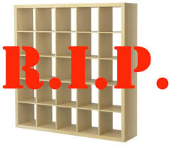 Ikea Cube Shelving by Ikea To Record Collectors Don U0027t Freak Out About The Death Of