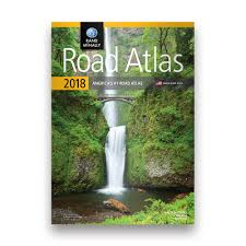 Road Map Of Illinois by The 2018 Road Atlas