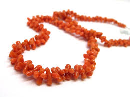 coral bead necklace images Victorian red branch coral bead necklace st john and myers jpg