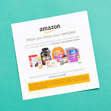 amazon new year new you sample box review free after credit