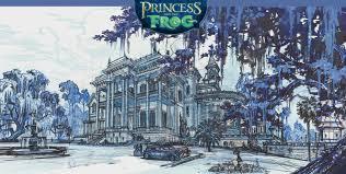 princess frog artwork