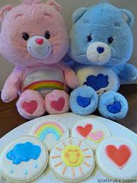 121 care bears party images care bears