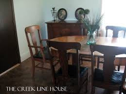 grey and white cottage dining room how to love your ugly dining