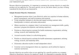 Resume Objectives Exles Writing Resume Sle - housekeeping resume exles sle for accountant entry level