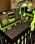 Frog Baby Bedding Crib Sets Frogs And Snail And Puppy Tailsboy Nursery By Barnowlsigns