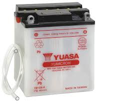 amazon com yuasa yuam2212y yb12a a battery automotive