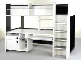 bureau pour lit mezzanine photo de lit mezzanine photo de lit mezzanine lit mezzanine bois